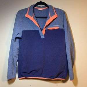 Columbia Pullover - Size Large